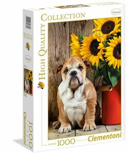 Puzzle 1000 Pz. High Quality Collection. The Bulldog