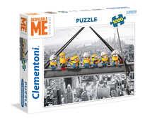 Giocattolo Puzzle Minions. 1000 pezzi Clementoni