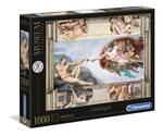 Michelangelo Creazione dell'uomo 1000 pezzi Museum Collection