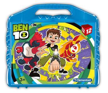 Puzzle Cubi 12 Pz. Ben 10