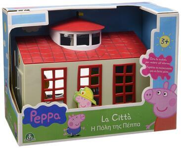 Playset città di Peppa Pig - 6