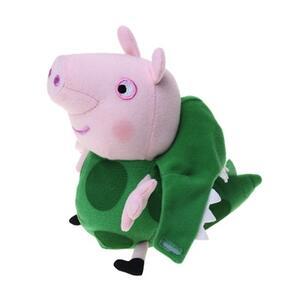 21251e9240fc4 Peppa Pig. Peluche George dinosauro elettronico - Giochi Preziosi ...