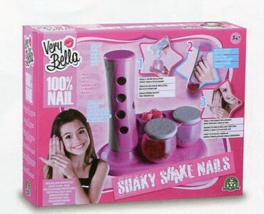 Very Bella. Shaky Shake Nails - 3