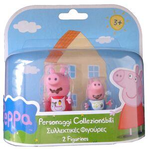 Giocattolo Peppa Pig. Peppa e George Golosi Giochi Preziosi