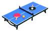 Tavolo ping-pong mini