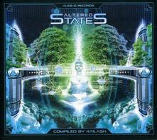Altered States - CD Audio