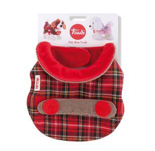 Giocattolo Peluche Vestito tartan rosso Trudi Trudi 0