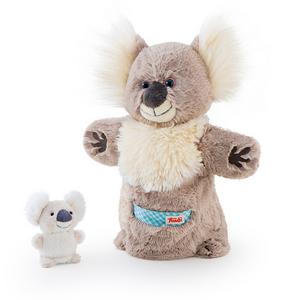 Giocattolo Marionetta Koala con cucciolo Trudi Trudi