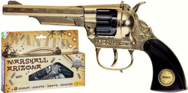 Pistola 8 Colpi. Marshal Gold