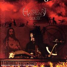 Flames Everywhere - CD Audio di And Harmony Dies