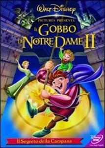 Film Il gobbo di Notre Dame II. Il segreto della campana Bradley Raymond