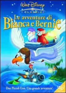 Le avventure di Bianca e Bernie di Wolfgang Reitherman,John Lounsbery,Art Stevens,Don Bluth - DVD