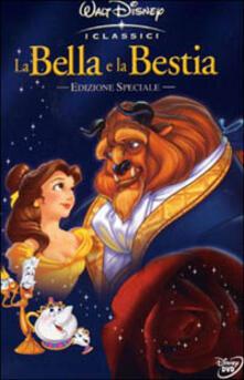 La Bella e la Bestia (DVD) di Gary Trousdale,Kirk Wise - DVD