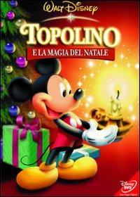 Locandina Topolino e la magia del Natale