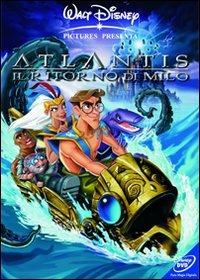 Locandina Atlantis. Il ritorno di Milo