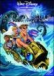 Cover Dvd Atlantis. Il ritorno di Milo