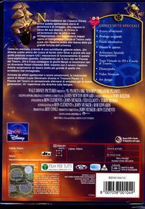 Il pianeta del tesoro di Ron Clements,John Musker - DVD - 2