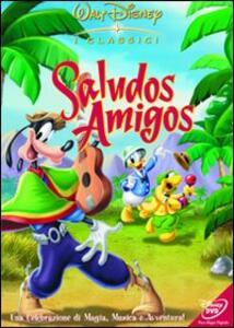 Saludos Amigos di Bill Robert,Jack Kinney,Hamilton Luske,Wilfred Jackson - DVD
