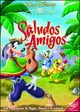 Cover Dvd DVD Saludos amigos
