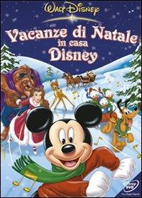Locandina Vacanze di Natale in Casa Disney