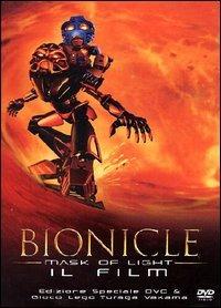 Locandina Bionicle. Mask of Light