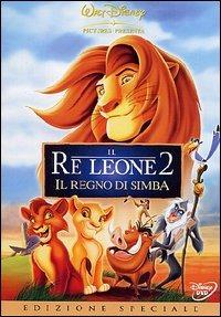 Locandina Il re Leone II. il regno di Simba