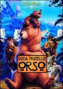 Film Koda, fratello orso Aaron Blaise , Robert Walker