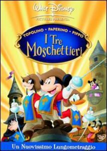 I tre moschettieri. Topolino, Paperino, Pippo di Donovan Cook - DVD