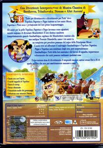 I tre moschettieri. Topolino, Paperino, Pippo di Donovan Cook - DVD - 2
