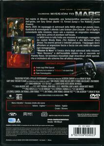 Mission to Mars di Brian De Palma - DVD - 2