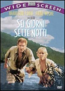 Sei giorni sette notti di Ivan Reitman - DVD