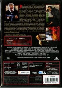 The Rock di Michael Bay - DVD - 2