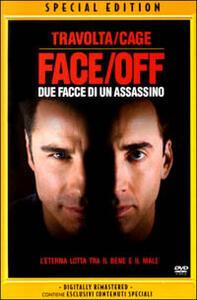 Face Off. Due facce di un assassino<span>.</span> Special Edition di John Woo - DVD