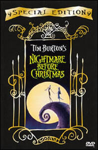 Nightmare Before Christmas<span>.</span> Special Edition di Henry Selick - DVD