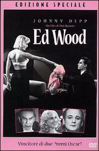 Ed Wood di Tim Burton - DVD