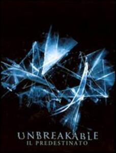 Unbreakable. Il predestinato (2 DVD)<span>.</span> Edizione limitata da collezione di Manoj Night Shyamalan - DVD