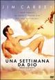 Cover Dvd Una settimana da Dio