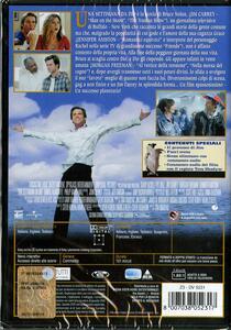 Una settimana da Dio di Tom Shadyac - DVD - 2