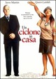 Cover Dvd Un ciclone in casa