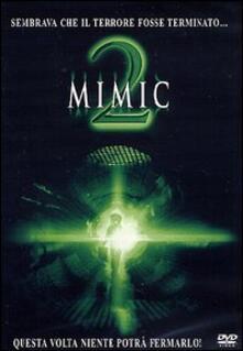 Mimic 2 di Jean de Segonzac - DVD