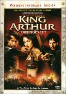 King Arthur di Antoine Fuqua - DVD
