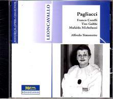 Pagliacci - CD Audio di Ruggero Leoncavallo