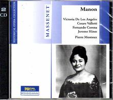 Manon - CD Audio di Jules Massenet