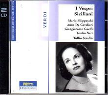 I Vespri Siciliani - CD Audio di Giuseppe Verdi