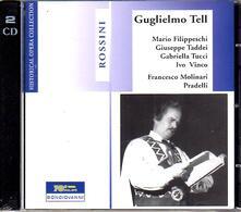 Guglielmo Tell - CD Audio di Gioachino Rossini,Giuseppe Taddei,Mario Filippeschi,Gabriella Tucci,Francesco Molinari-Pradelli