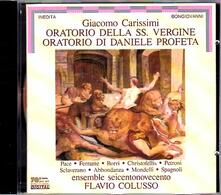 Oratori - CD Audio di Giacomo Carissimi