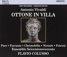 Ottone in Villa - CD Audio di Antonio Vivaldi