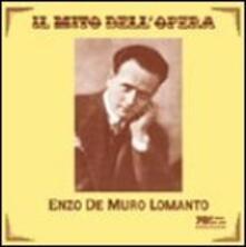 Enzo De Muro Lomanto - CD Audio di Enzo De Muro Lomanto