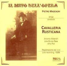 Cavalleria rusticana - CD Audio di Pietro Mascagni