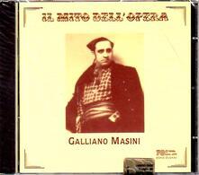 Il mito dell'opera - CD Audio di Galliano Masini